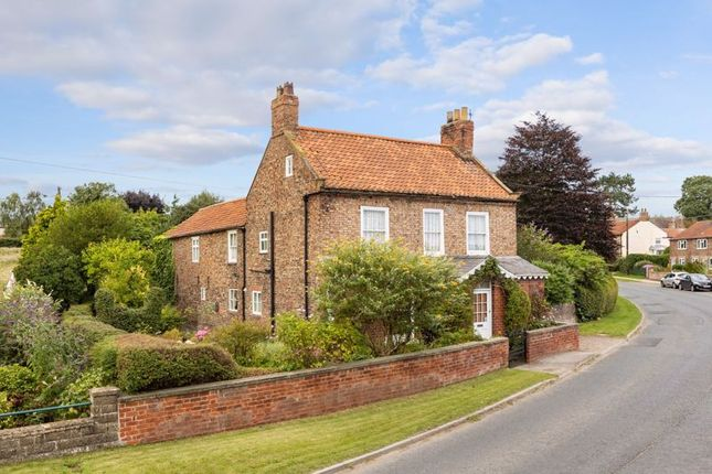 Thumbnail Detached house for sale in York Road, Sheriff Hutton, York