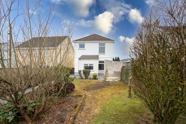 Thumbnail Detached house for sale in Llannon Road, Pontyberem, Llanelli