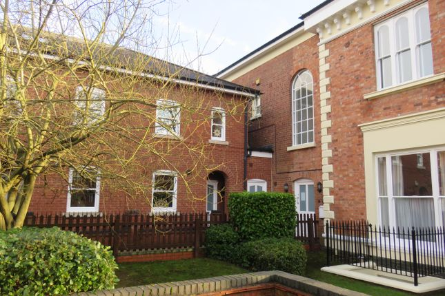 Thumbnail Property to rent in Leamside House, Lucas Court, Leamington Spa