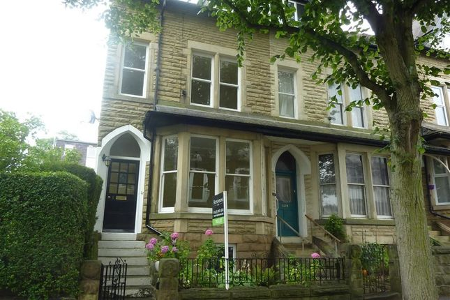 Thumbnail Town house to rent in Belmont Road, Harrogate, North Yorkshire