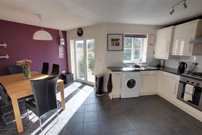 Thumbnail Detached house to rent in Mallard Close, Trowbridge