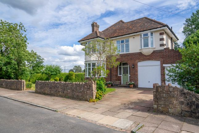Thumbnail Detached house for sale in Wimborne Road, Knighton, Leicester