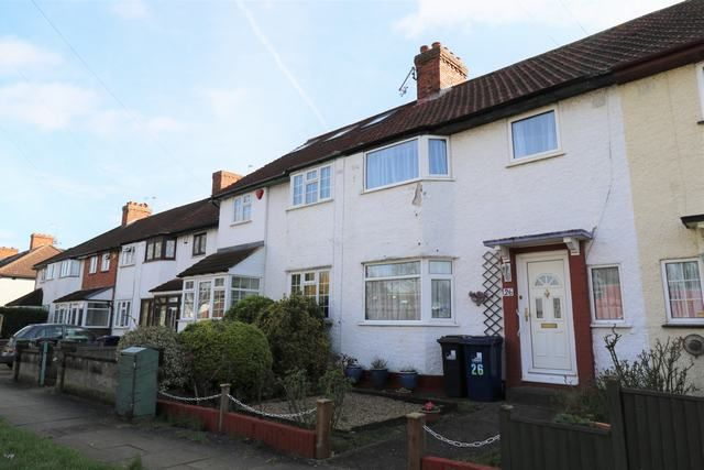 Thumbnail Property for sale in Highfield Road, West Acton
