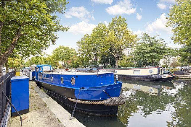 1 bed houseboat for sale in Blomfield Road, London W9 - Zoopla