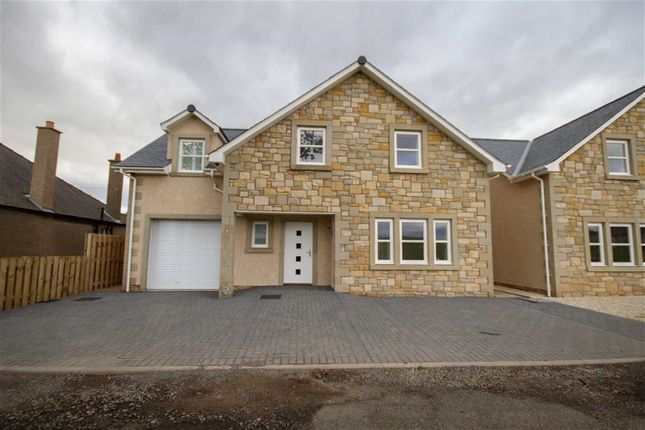 Thumbnail Detached house for sale in Castle Hills, Berwick-Upon-Tweed, Northumberland