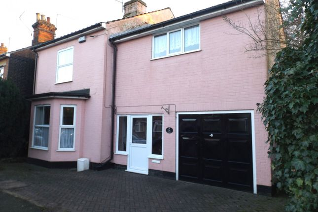 Thumbnail Detached house for sale in Alexandra Road, Beccles