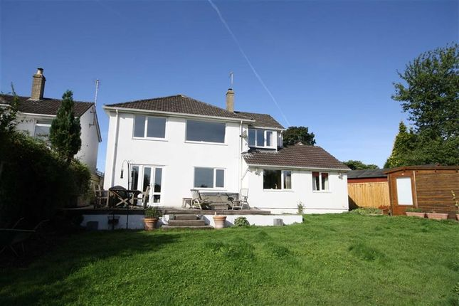 Thumbnail Detached house for sale in Wayside Close, Kington Langley, Wiltshire