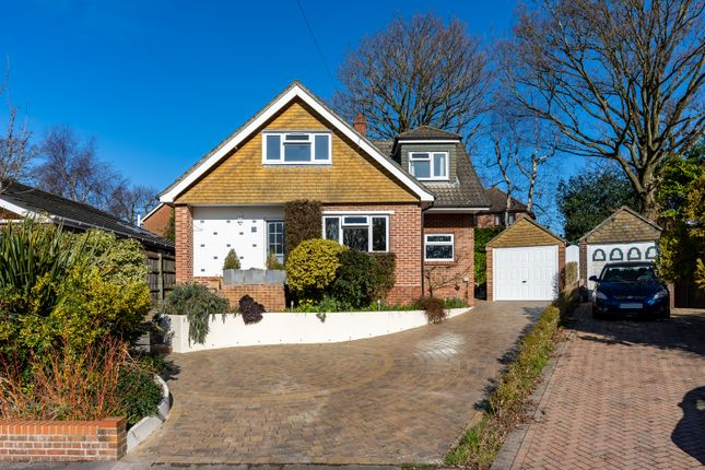 Thumbnail Detached house for sale in Peters Close, Locks Heath