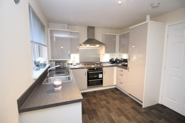 Thumbnail Terraced house for sale in Inch Way, Greenock