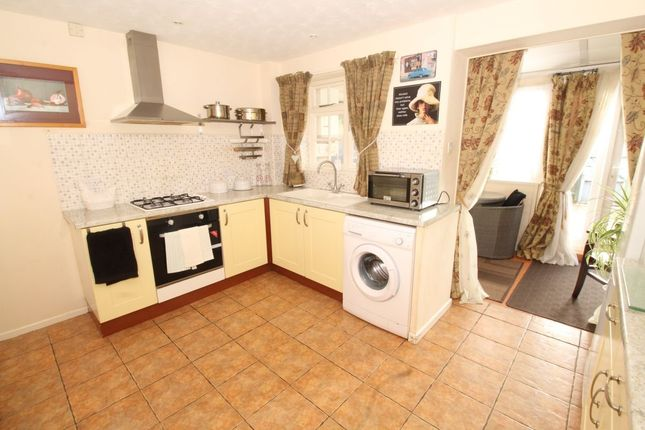 Thumbnail Terraced house for sale in Malpas Road, Northwich
