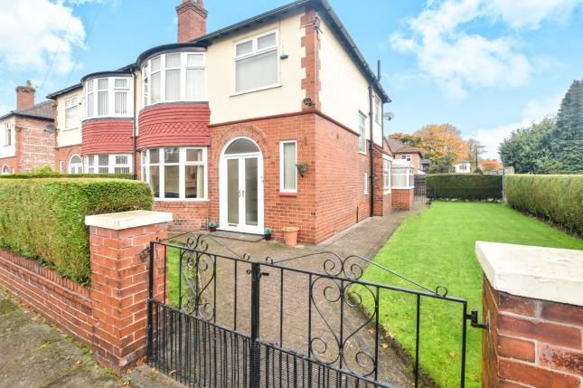 Thumbnail Semi-detached house for sale in Ruskin Road, Old Trafford, Manchester, Greater Manchester