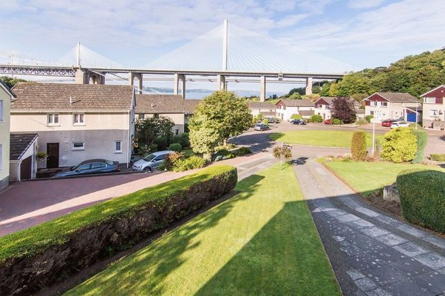 Thumbnail Detached house for sale in 21 Inchcolm Drive, North Queensferry, Fife