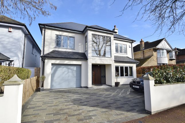 Thumbnail Detached house for sale in Adbolton Grove, West Bridgford