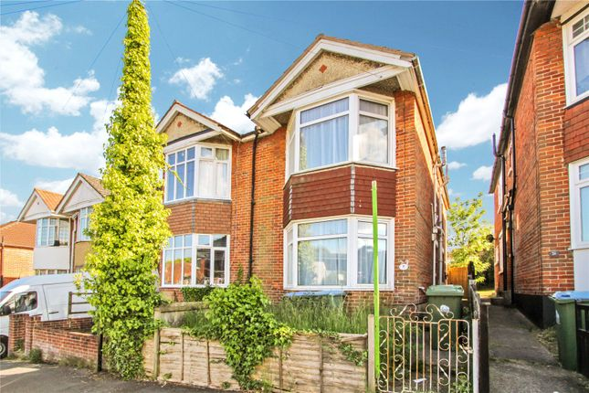 Thumbnail Semi-detached house for sale in Sirdar Road, Southampton, Hampshire
