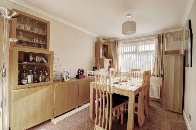 Dining Room of Mainsacre Drive, Stonehouse, Larkhall ML9