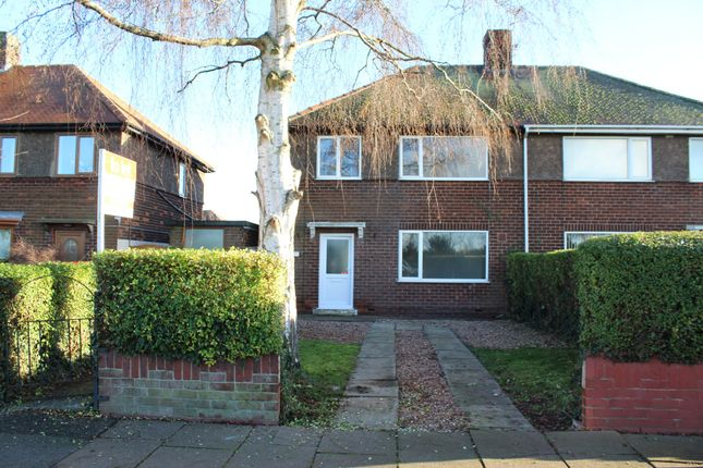 Thumbnail Semi-detached house to rent in Cottingham Street, Goole