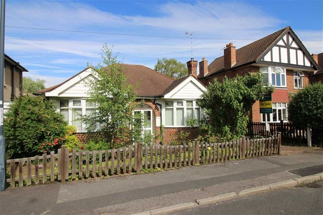 Thumbnail Detached bungalow for sale in Quarn Drive, Allestree, Derby