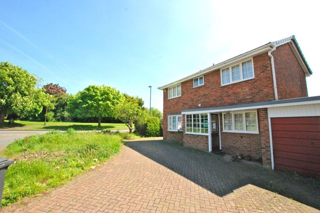 Thumbnail Detached house for sale in Digby Road, Evesham