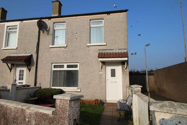 Thumbnail Terraced house to rent in Abbot Crescent, Newtownards