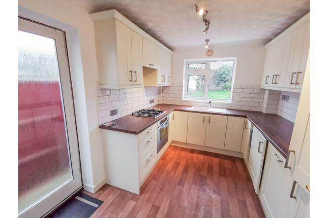 Kitchen of Murray Close, Fareham PO15