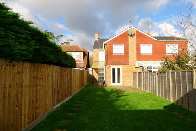 3 bed semi-detached house for sale in Westhampnett Road, Chichester