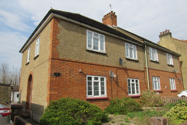 Thumbnail Maisonette for sale in Tharp Road, Wallington