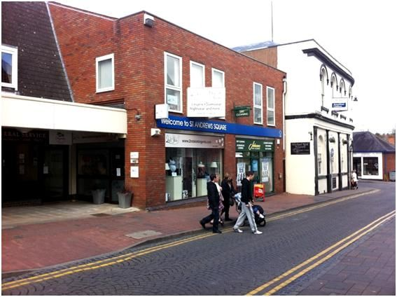 Thumbnail Retail premises to let in St. Andrews Street, Droitwich