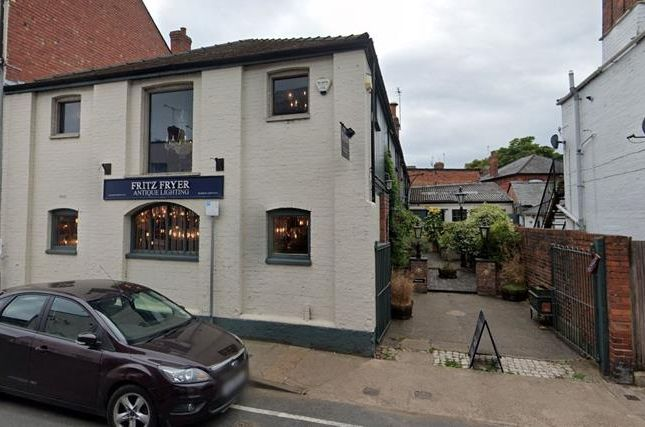Thumbnail Retail premises for sale in 23 Station Street, Ross-On-Wye, Herefordshire