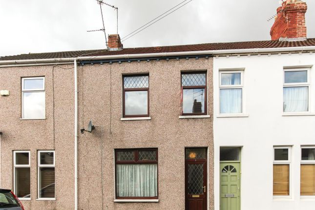 Thumbnail Terraced house to rent in Fern Street, Canton, Cardiff