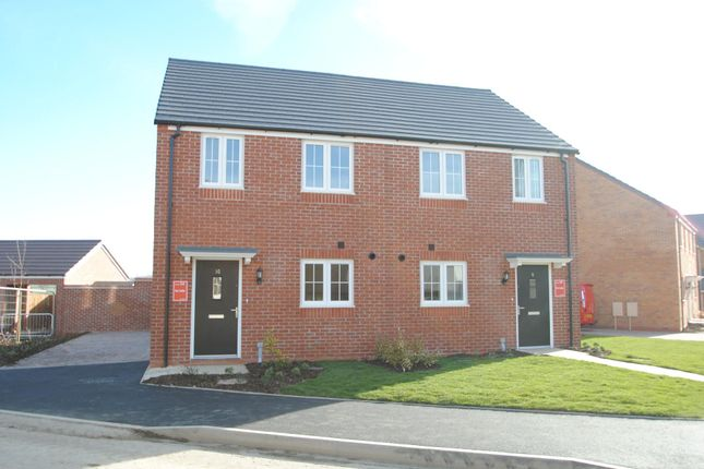 2 bed semi-detached house for sale in Geston Place, Twyning, Tewkesbury