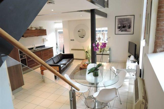 Thumbnail Flat to rent in Severn Street, Birmingham