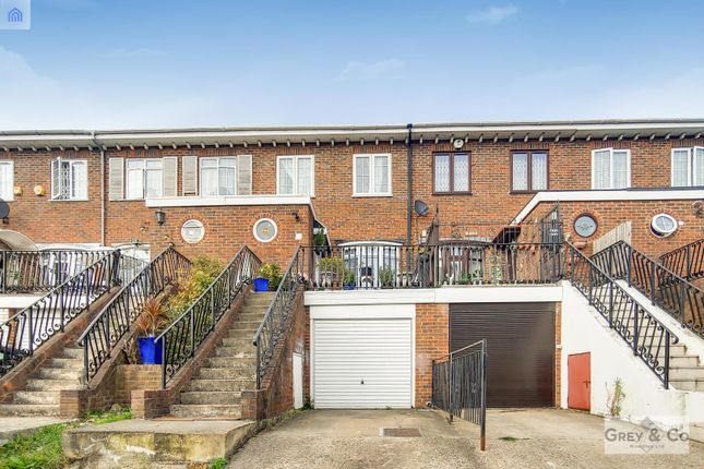 Thumbnail Town house for sale in Lantern Close, Wembley