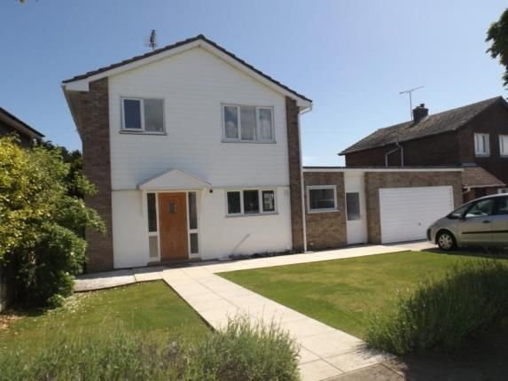 Thumbnail Detached house for sale in Holmbrook Way, Frinton-On-Sea