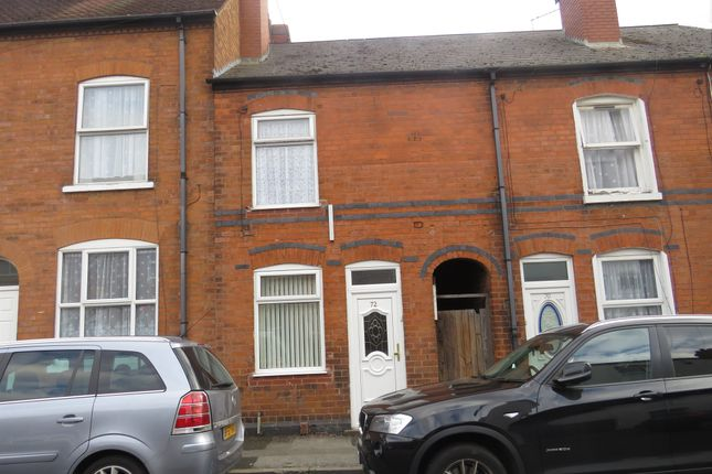 Thumbnail Terraced house for sale in Whitehall Road, Walsall