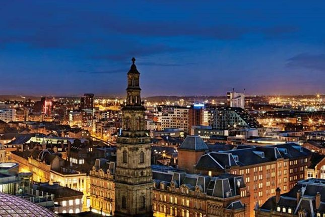 Thumbnail Flat for sale in LS2, Leeds,