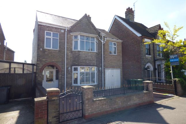 Thumbnail Detached house for sale in South View, London Road, Peterborough