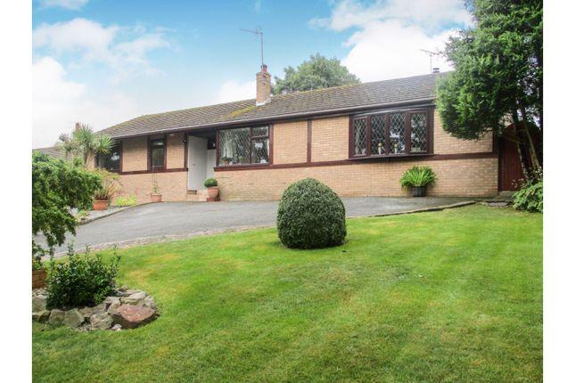 Thumbnail Detached bungalow for sale in Pen Y Bryn Road, Colwyn Bay