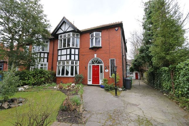 4 bed semi-detached house for sale in Wilbraham Road, Manchester, Greater Manchester