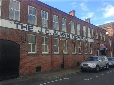 Office to let in The Jc Albyn Complex, Albyn Works, Burton Road, Neepsend, Sheffield, Yorkshire