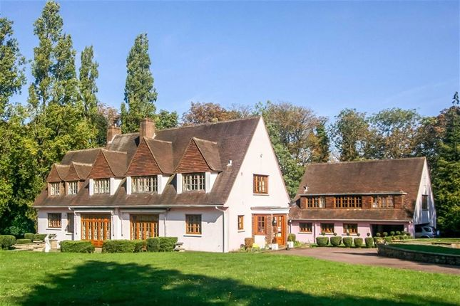 Thumbnail Detached house for sale in Birch Lane, Webb Estate, Purley, Surrey