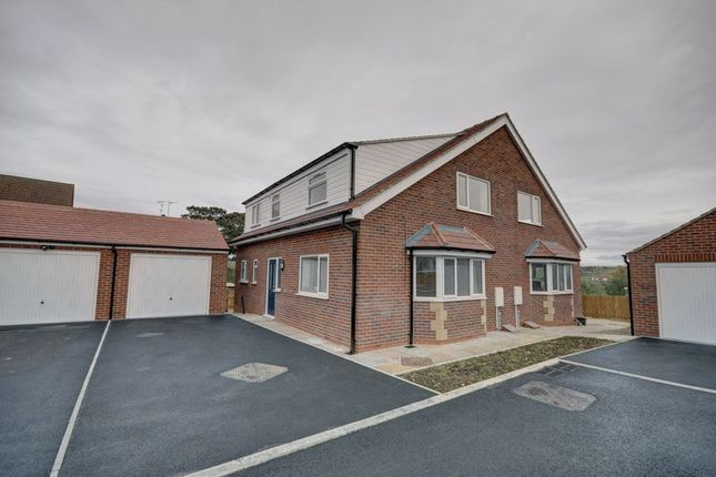3 bed semi-detached house for sale in Hawthorn Court, Whitby