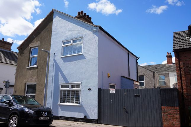 Thumbnail Cottage for sale in Mill Place, Cleethorpes