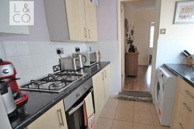 Thumbnail Terraced house to rent in Lilleshall Street, Newport