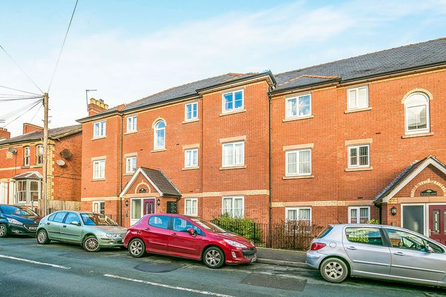 Thumbnail Flat for sale in Beatrice Court Gittin Street, Oswestry, Shropshire