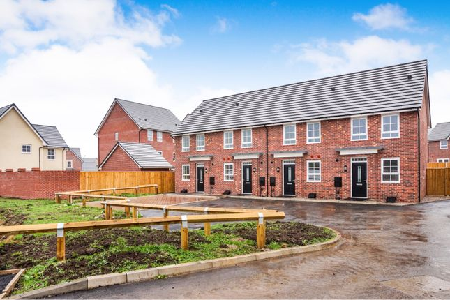 Thumbnail Terraced house for sale in 3 Crompton Place, Garstang, Preston