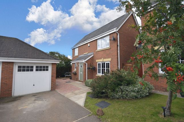 Thumbnail Detached house for sale in Ironwood Avenue, Desborough, Kettering