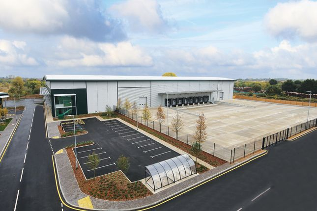 Thumbnail Industrial to let in Heathrow Logistics Park, Bedford