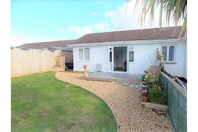 Thumbnail Bungalow for sale in Steeple View Court, Carbis Bay