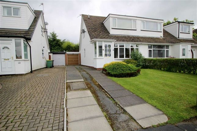 Thumbnail Detached bungalow to rent in Stanley Croft, Woodplumpton, Preston
