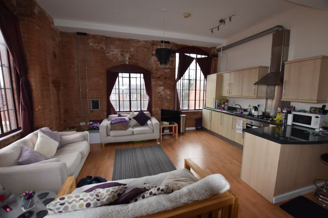Thumbnail Flat to rent in Portland Road, Nottingham